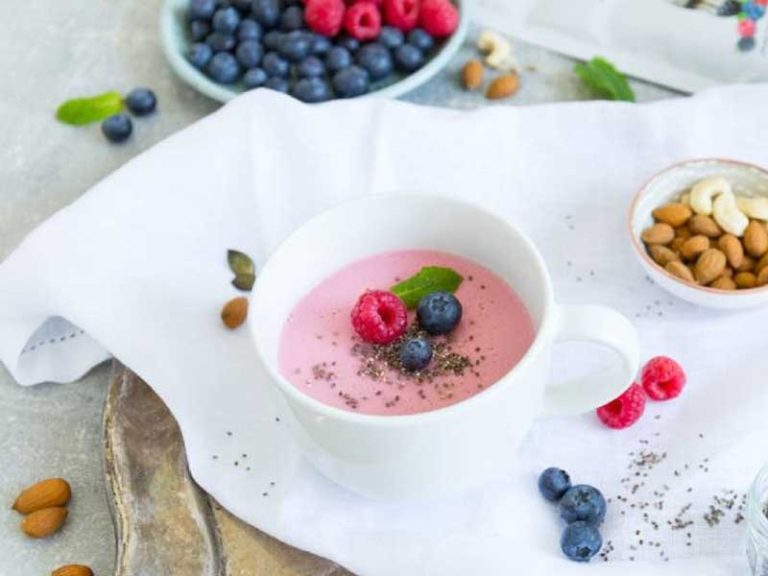 Chia Pudding Forest Berries