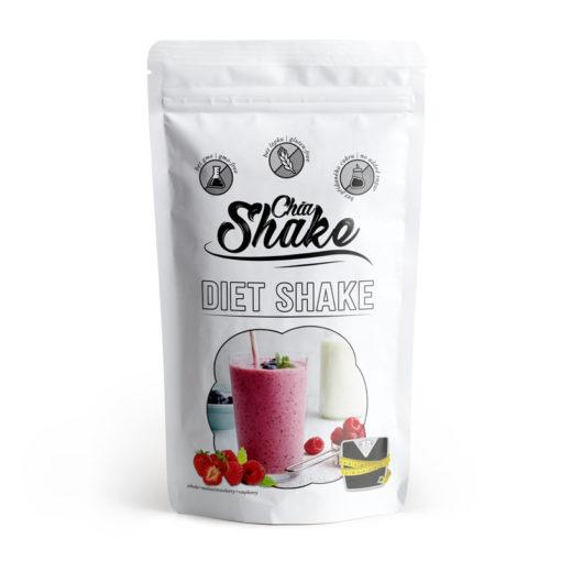 Diet Shake Strawberry+Raspberry