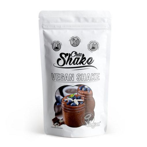 Vegan Protein Shake Chocolate